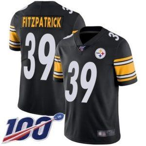 Steelers Minkah Fitzpatrick 100th Season Jersey